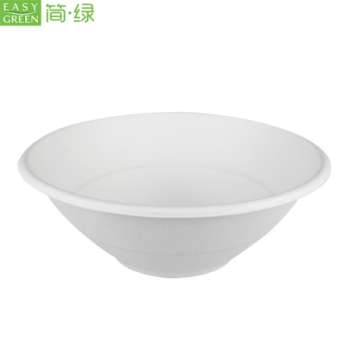 40oz Biodegradable Disposable Soup Food Bowl/Box For Noodle