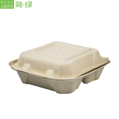 Biodegradable Food Packaging Container Compostable Disposable