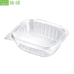 Vegetable And Fruit Box For Transport PET Plastic
